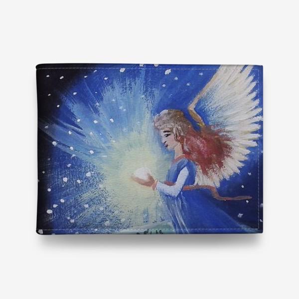 Кошелек «Ангел Рождества»