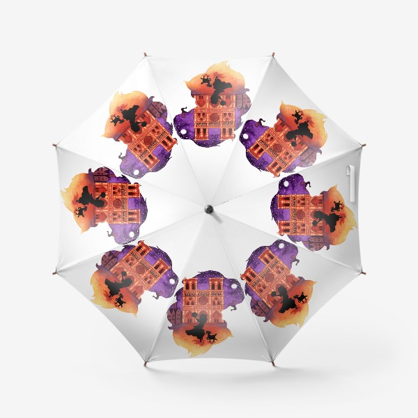 Зонт «Девушка Эсмеральда»