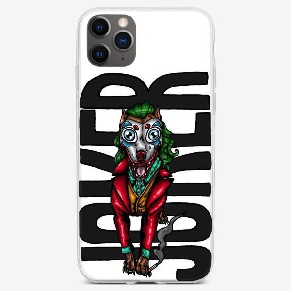 Чехол iPhone «Джокер»