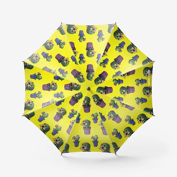 Зонт «Кактусы»