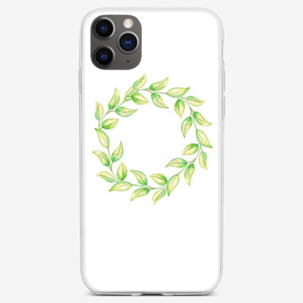 Чехол iPhone «Веночек»