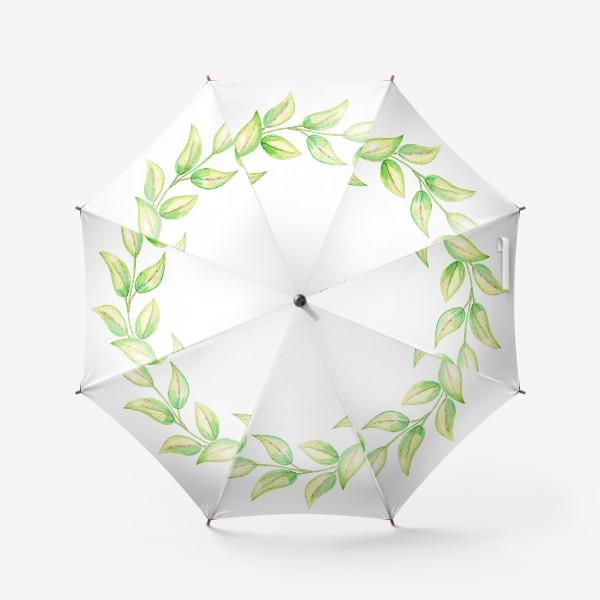 Зонт «Веночек»
