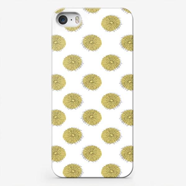 Чехол iPhone «Dandelions »