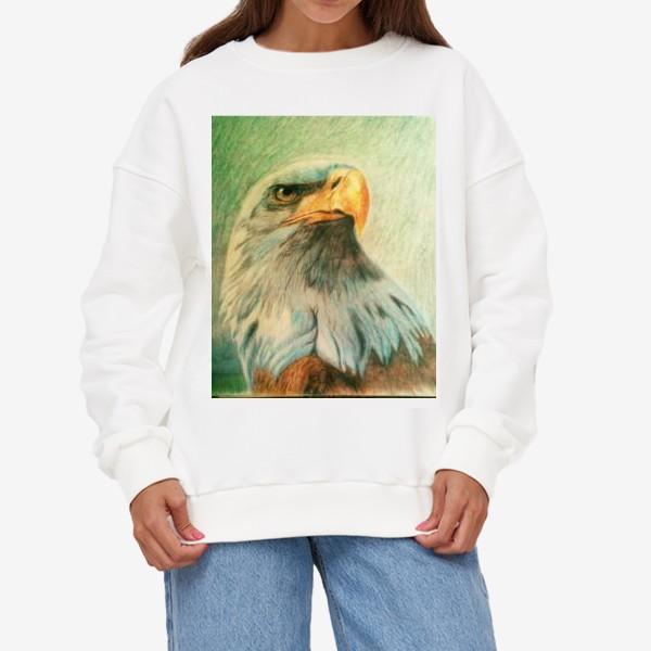 Свитшот «Орёл»