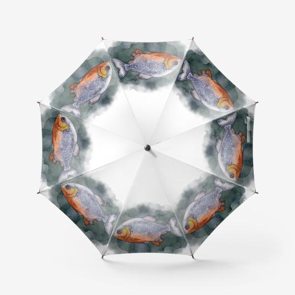 Зонт «Пиранья»