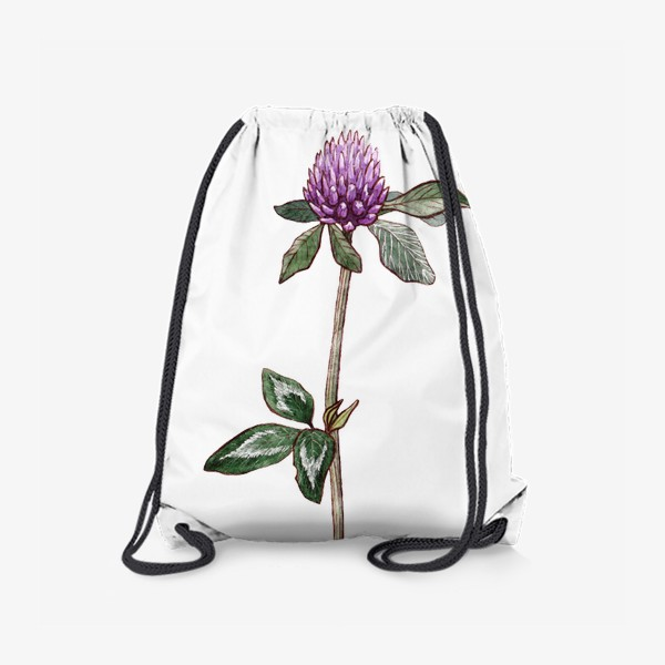 Рюкзак «Цветок клевера»