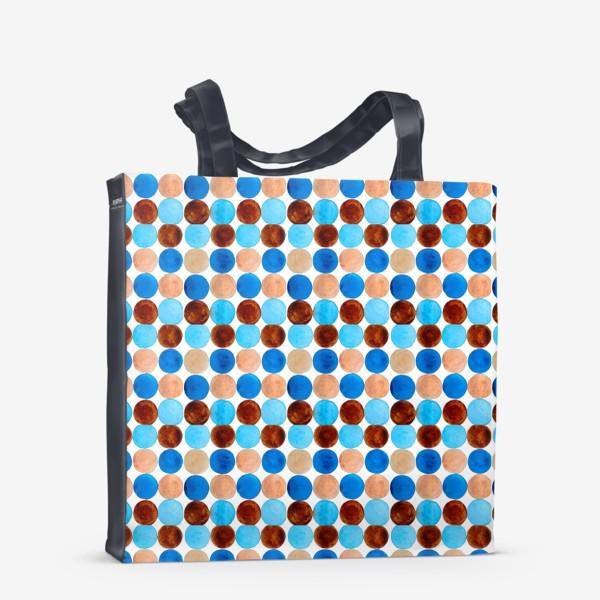 Сумка-шоппер «Dots pattern»