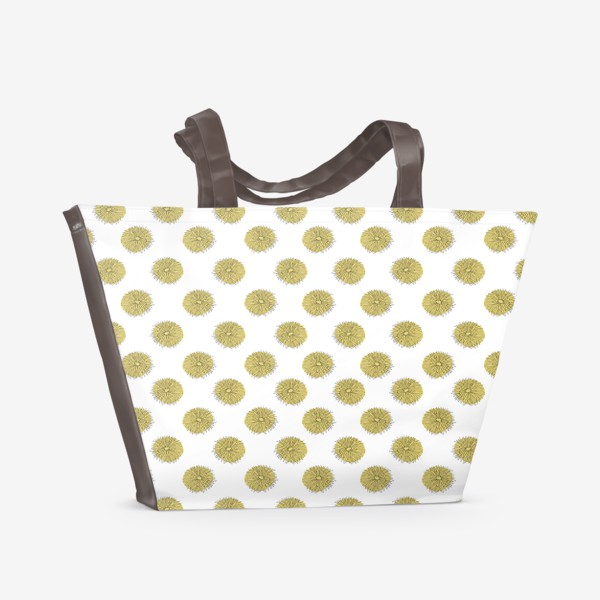Пляжная сумка «Dandelions »