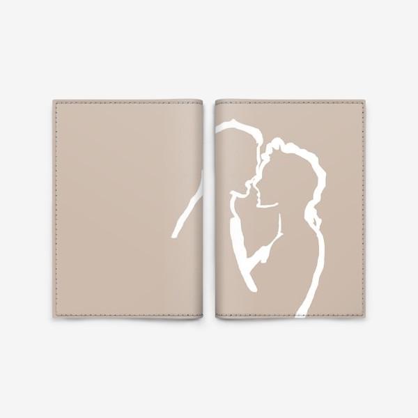Обложка для паспорта «Любовь – это самое важное, что у нас есть!»
