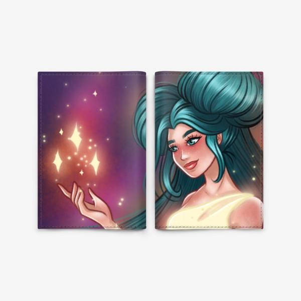 Обложка для паспорта «Magic»