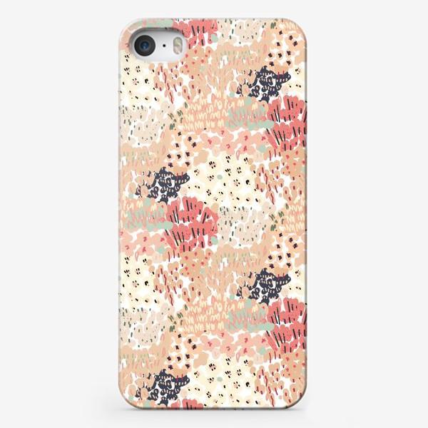 Чехол iPhone «цветущее поле»