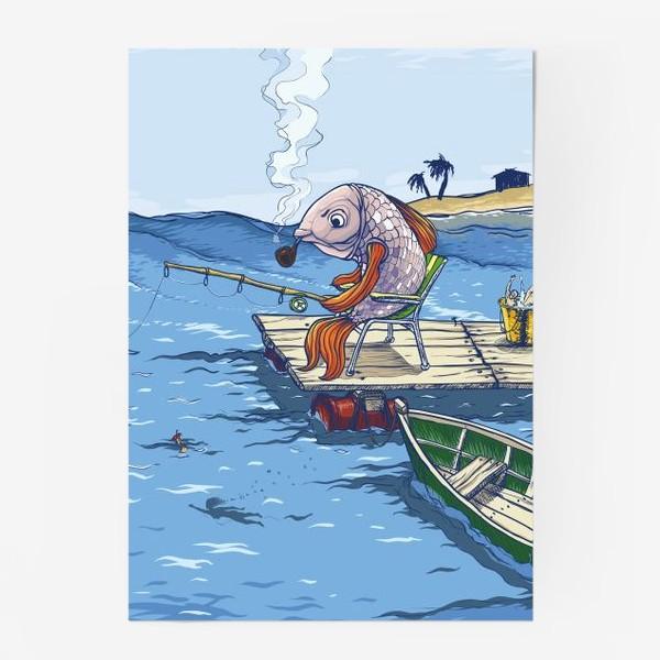Постер «Manerfish»