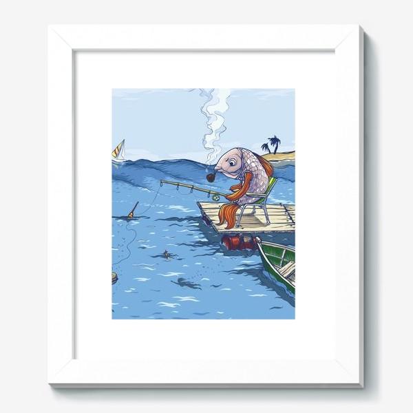 Картина «Manerfish»
