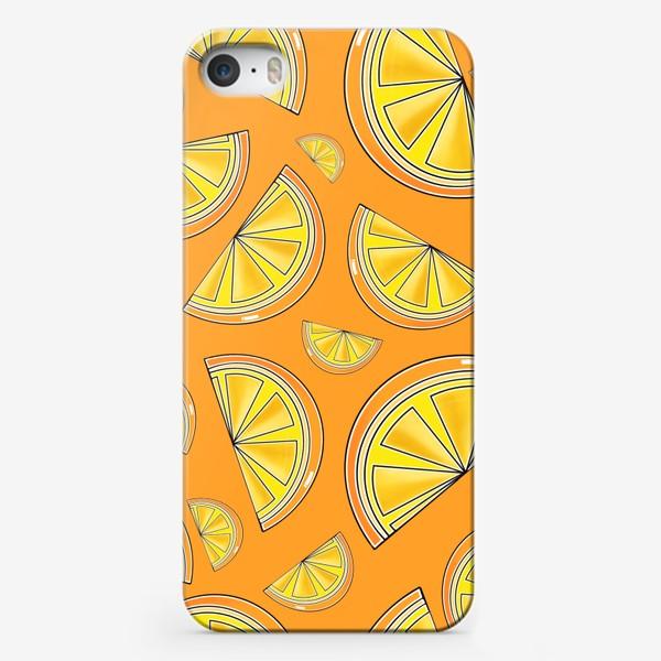 Чехол iPhone «Сочные апельсины»