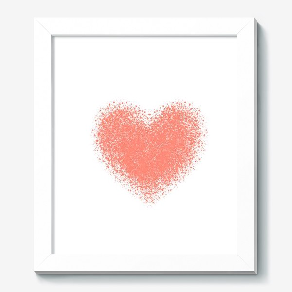Картина «Сердце. Валентинка»