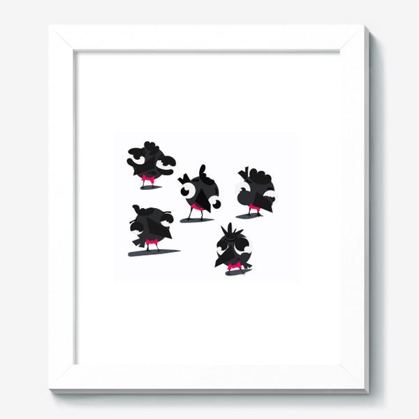 Картина «Птичка»