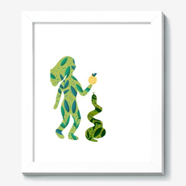 Картина «Парный принт Ева»