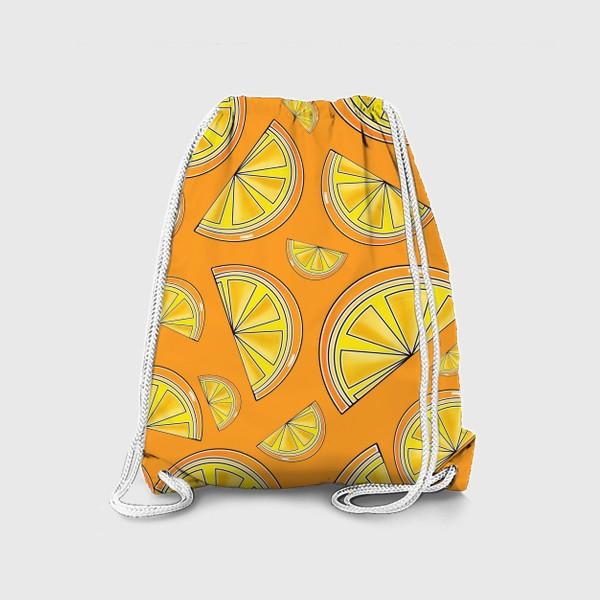 Рюкзак «Сочные апельсины»