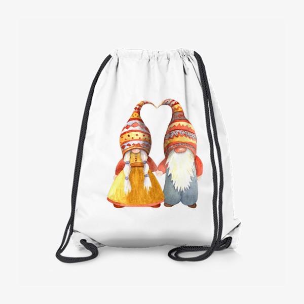 Рюкзак «Гномы - лю»