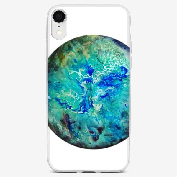 Чехол iPhone «Неизвестная планета 3»