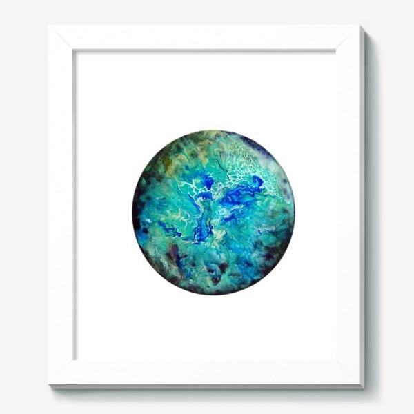 Картина «Неизвестная планета 3»