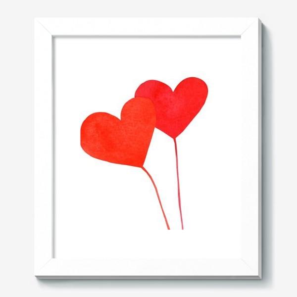 Картина «Два сердца»