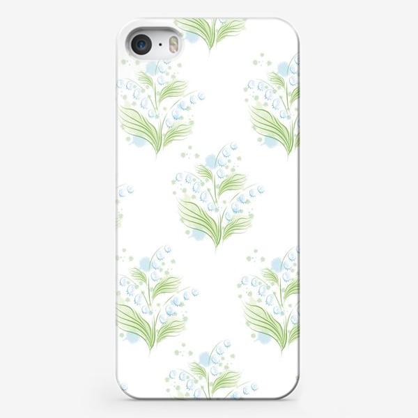 Чехол iPhone «Ландыши»
