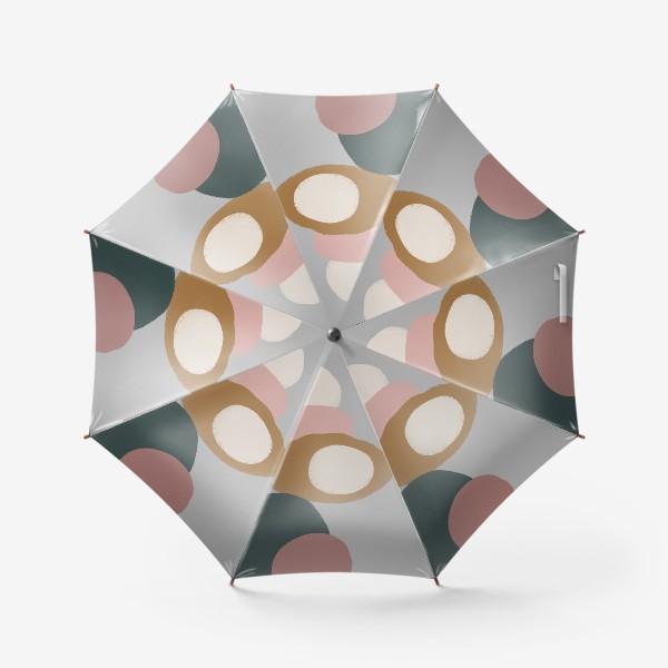 Зонт «Графика абстракция»