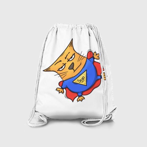 Рюкзак «Super cat»