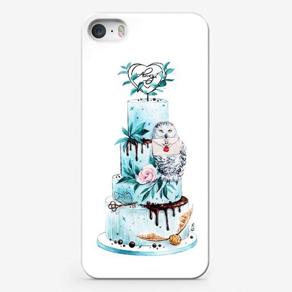 Чехол iPhone «торт Гарри Поттера»