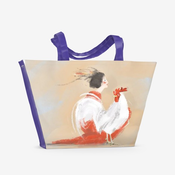 Пляжная сумка «Рассвет»
