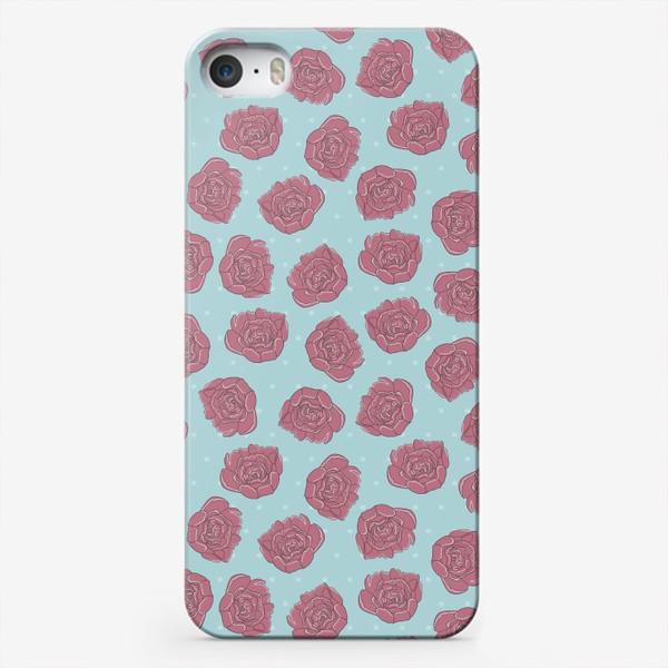 Чехол iPhone «Pions»