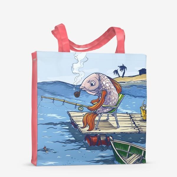 Сумка-шоппер «Manerfish»