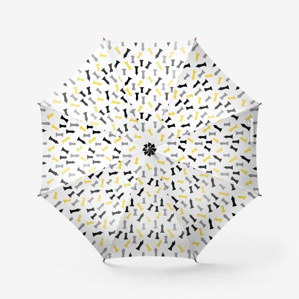 Зонт «Шахматы»