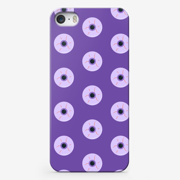 Чехол iPhone «Хэллоуин. Глаза.»