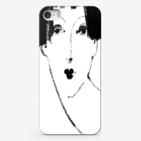 Чехол iPhone «Дева»