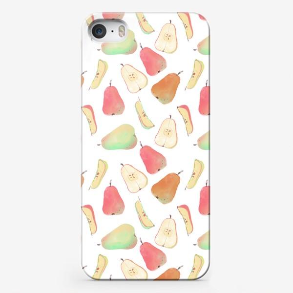 Чехол iPhone «Сладкие груши»