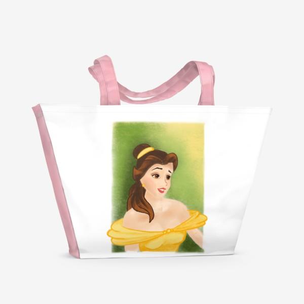 Пляжная сумка «Белль»
