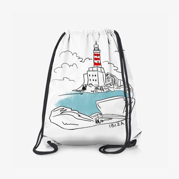 Рюкзак «Маяк на Ибице»