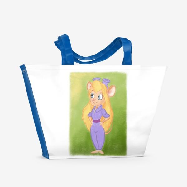 Пляжная сумка «Гаечка»