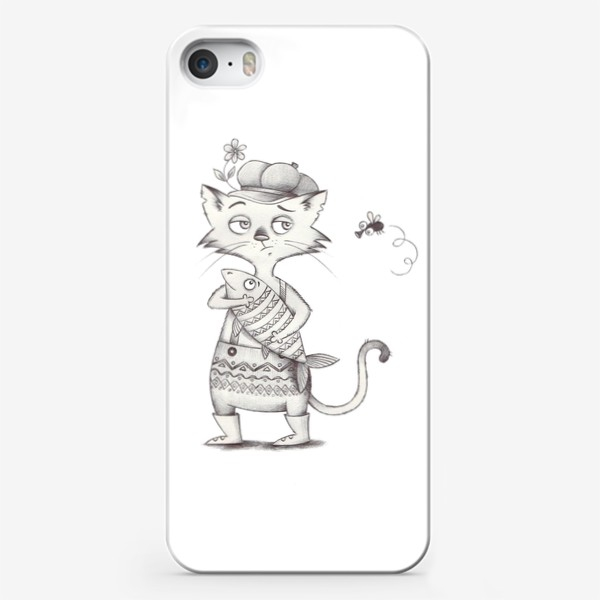 Чехол iPhone «Удачный улов»