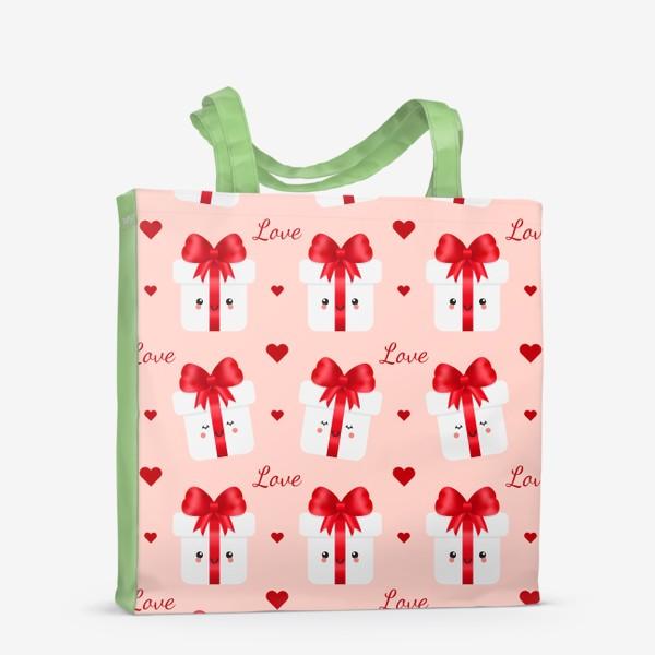 Сумка-шоппер «Милые подарки»