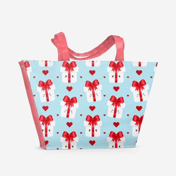 Пляжная сумка «Милые подарки»