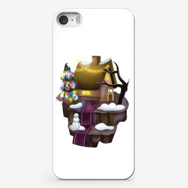 Чехол iPhone «Домик волшебства»