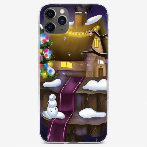 Чехол iPhone «Волшебство»