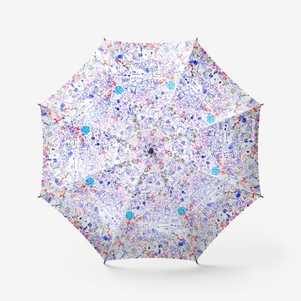 Зонт «Почеркухи от Илюхи»
