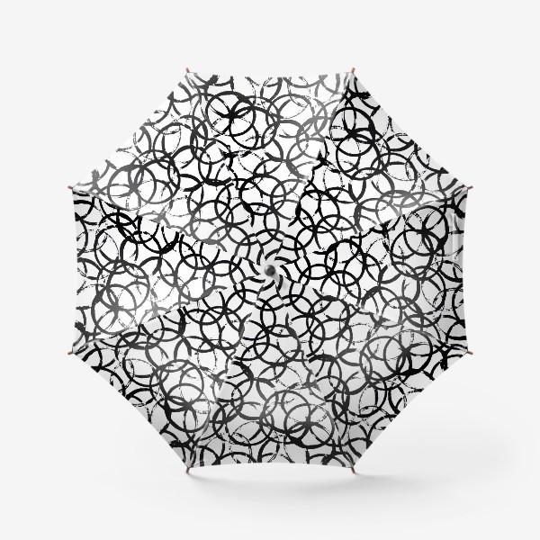 Зонт «круги»