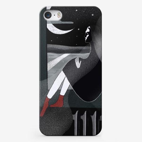 Чехол iPhone «У окна»