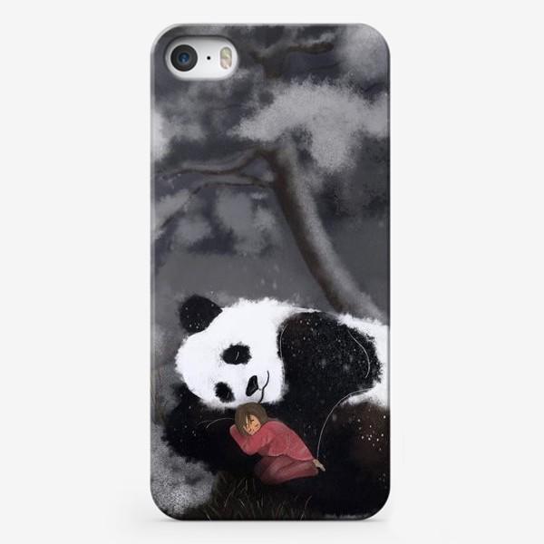 Чехол iPhone «Зимние сны»