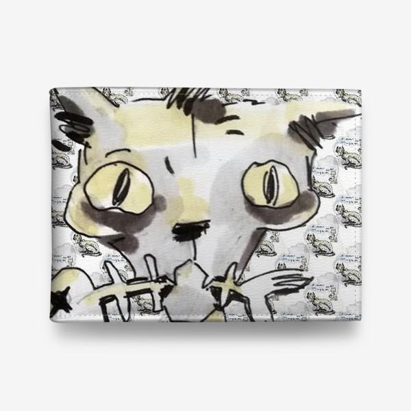 Кошелек «Ковидный кот»